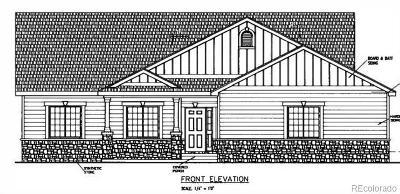 Platteville Single Family Home Active: 16505 Fairbanks Court
