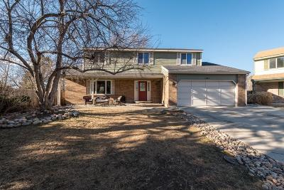 Centennial Single Family Home Active: 1441 East Long Place