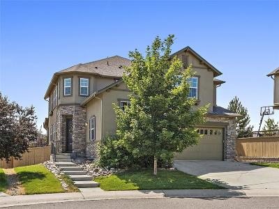 Highlands Ranch Single Family Home Active: 10718 Pinewalk Way