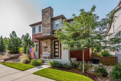 Highlands Ranch CO Single Family Home Active: $485,000