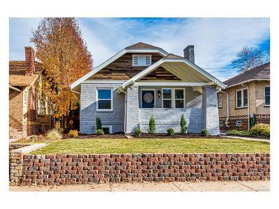Denver Single Family Home Active: 2550 Elm Street