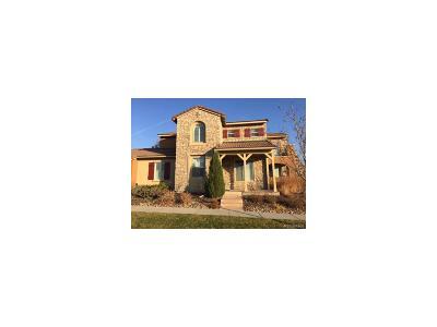 Highlands Ranch Condo/Townhouse Under Contract: 9155 Viaggio Way