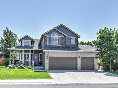 Broomfield CO Single Family Home Under Contract: $500,000