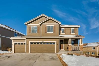 Castle Rock CO Single Family Home Active: $459,500