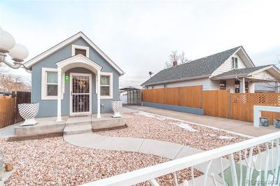 Denver Single Family Home Active: 5054 Grant Street