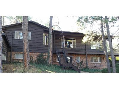 Douglas County Single Family Home Active: 9370 Comanche Pines Drive