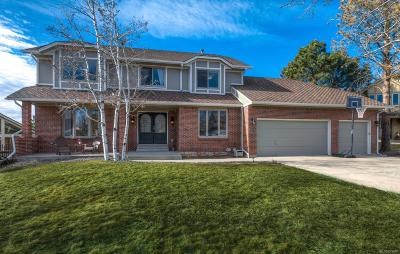 Arapahoe County Single Family Home Active: 6525 South Adams Court