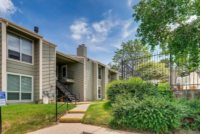 Centennial Condo/Townhouse Active: 7260 South Gaylord Street #D26