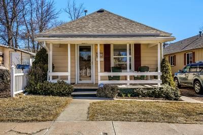 Edgewater Single Family Home Under Contract: 2470 Chase Street