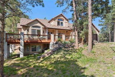 Colorado Springs Single Family Home Active: 2480 Reveille Drive