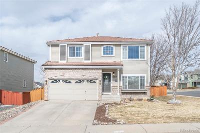 Highlands Ranch Single Family Home Under Contract: 10315 Spring Water Peak