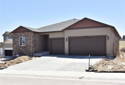 Castle Rock CO Single Family Home Active: $574,950