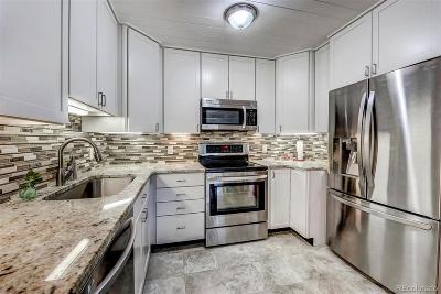 Denver Condo/Townhouse Under Contract: 655 South Clinton Street #3A