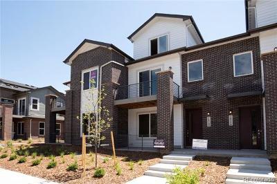 Aurora Condo/Townhouse Active: 14722 East Belleview Avenue