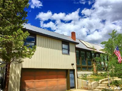 Leadville Single Family Home Under Contract: 1809 Ridgeview Drive