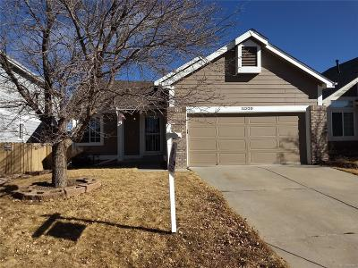 Parker Single Family Home Under Contract: 11320 Haswell Drive