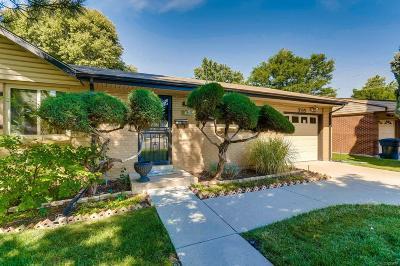 Denver CO Single Family Home Active: $429,000