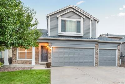 Castle Rock Single Family Home Active: 884 South Lindsey Street