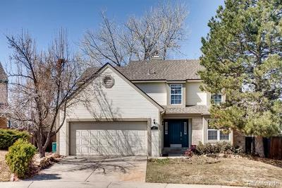 Highlands Ranch Single Family Home Active: 8877 Cactus Flower Way