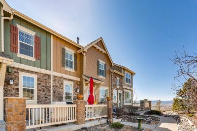 Castle Rock Condo/Townhouse Under Contract: 565 Hanging Rock Place