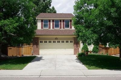 Highlands Ranch Single Family Home Active: 8959 Miners Place