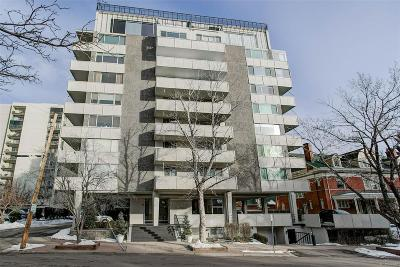 Alamo Placita, Capital Hill, Capitol Hill, Governor's Park, Governors Park Condo/Townhouse Active: 740 Pearl Street #506