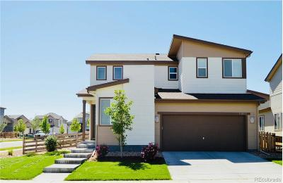 Commerce City Single Family Home Under Contract: 10890 Richfield Circle