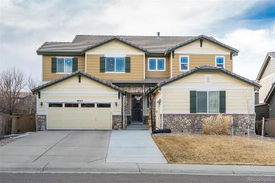 Highlands Ranch Single Family Home Under Contract: 11043 Valleybrook Circle