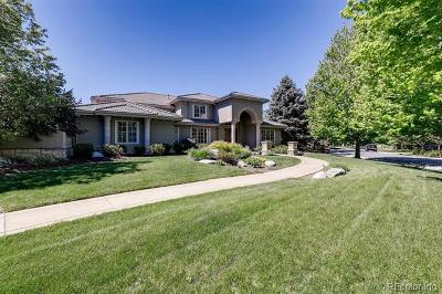 Cherry Hills Village Single Family Home Active: 16 Foxtail Circle