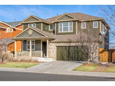 Aurora, Denver Single Family Home Active: 21135 East Hampden Place