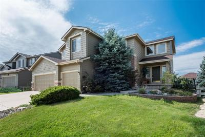 Highlands Ranch Single Family Home Under Contract: 6418 Shannon Trail