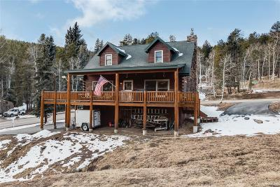 Evergreen Single Family Home Under Contract: 34797 Forest Estates Road