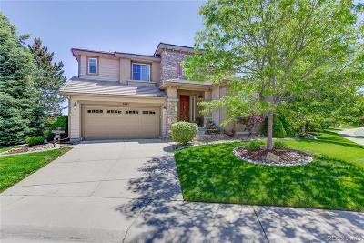 Highlands Ranch Single Family Home Under Contract: 3225 Sturbridge Drive