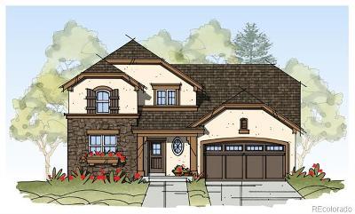 Erie Single Family Home Active: 2843 Eagle Circle