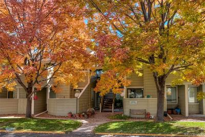 Niwot Condo/Townhouse Under Contract: 6888 Countryside Lane #258