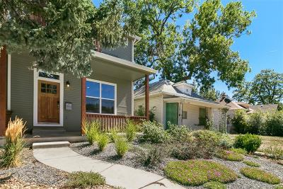 Denver Condo/Townhouse Active: 4122 Winona Court