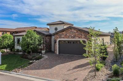 Lone Tree Single Family Home Under Contract: 9438 Winding Hill Way