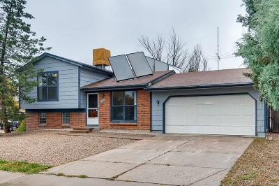 Aurora Single Family Home Under Contract: 1706 South Telluride Street