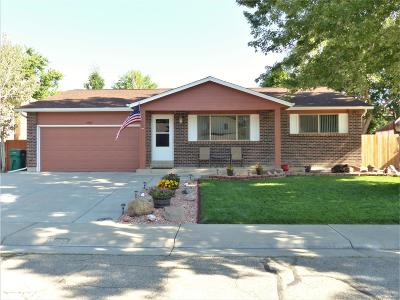 Arvada Single Family Home Active: 13927 West 74th Avenue