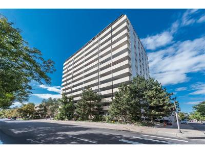 Cap Hill/Uptown, Capital Hill, Capitol Hill Condo/Townhouse Active: 1029 East 8th Avenue #401