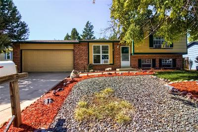 Aurora CO Single Family Home Active: $325,000