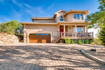 Colorado Springs Single Family Home Active: 4350 Reginold Court