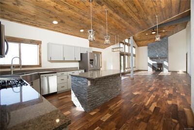Fairplay Single Family Home Active: 2267 High Creek Road