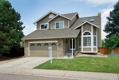 Highlands Ranch Single Family Home Under Contract: 1242 Ascot Avenue