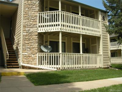 Denver Condo/Townhouse Active: 8335 Fairmount Drive #101