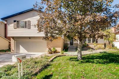Aurora CO Single Family Home Active: $369,000