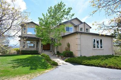 Colorado Springs Single Family Home Active: 580 Struthers Loop