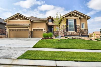 Broomfield Single Family Home Active: 15795 Wild Horse Drive
