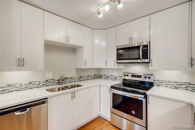 Condo/Townhouse Active: 6940 East Girard Avenue #309