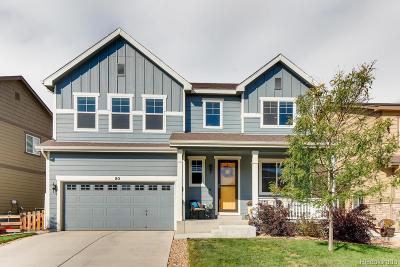 Erie Single Family Home Under Contract: 80 Garner Lane